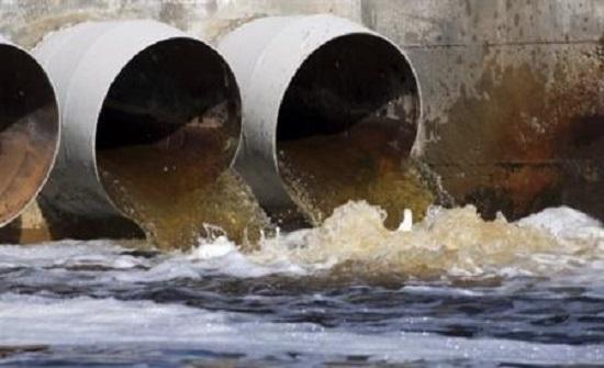 إيقاف محطة ضخ معالجة الرصيفة عن العمل بسبب تغير نوعية المياه