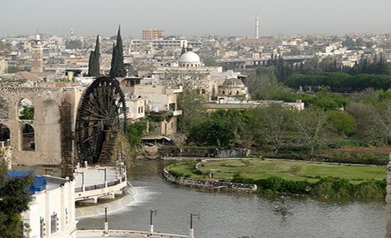 سوريا.. مقتل 9 أشخاص باعتداء إرهابي على حافلات في ريف حماة