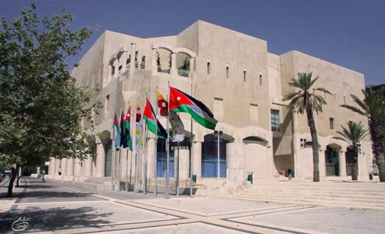 """ورشة عمل بعنوان """"تقييم الاتصال والتواصل في أمانة عمان"""""""