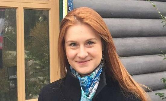 اطلاق سراح عميلة روسية من سجن اميركي بعد انقضاء مدتها القانونية