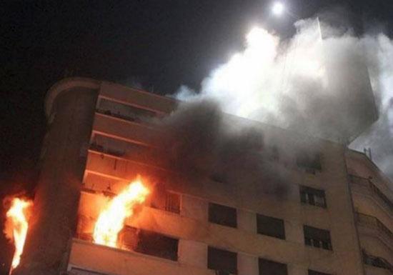 """إربد : وفاة طفلين """" 7 و5 """" سنوات  وإصابة والدتهما إثر حريق منزل"""