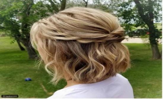 تسريحات الشعر القصير للحفلات: اختاري منها لسهرتك القادمة