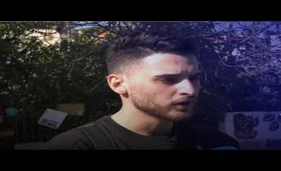 إسرائيل تطلق سراح محمد الكرد بعد اعتقاله لساعات .. بالفيديو
