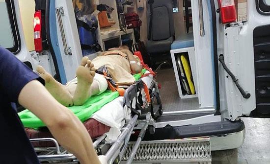 وصول جرحى من الجوف اليمنية إلى مستشفيات السعودية
