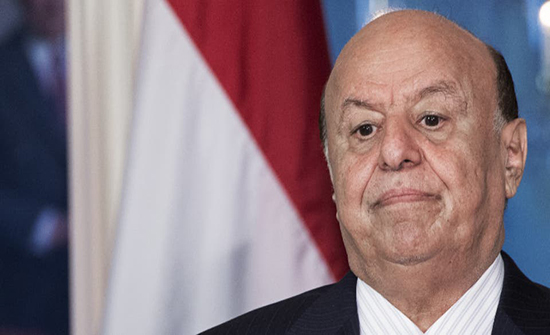 هادي: اتفاق الرياض كفيل بإنهاء الأزمة مع الانتقالي