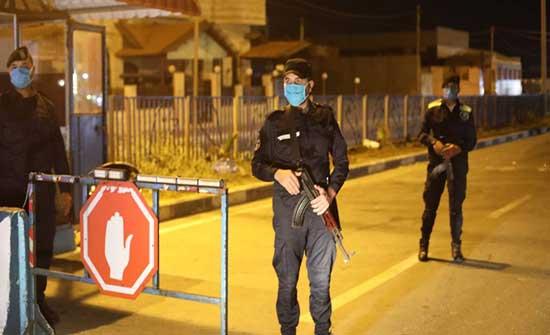 حظر حركة المركبات في قطاع غزة بعد صلاة المغرب اعتبارا من يوم غد الثلاثاء
