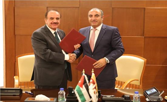 أمانة عمان تبرم مذكرة تفاهم لتنفيذ حلول مرورية في محيط الجامعة الاردنية