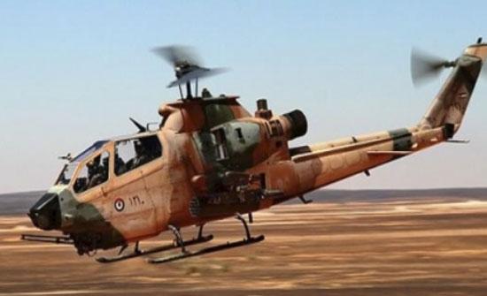 """""""وفد أردني"""" رفيع المستوى يصل القاهرة بطائرة هليكوبتر"""
