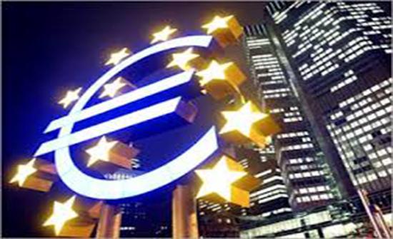 تباطؤ نمو منطقة اليورو إلى 2ر0 بالمئة في الربع الثاني