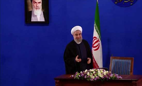 الرئيس الإيراني يعتذر للشعب عن انقطاع الكهرباء بعد احتجاجات