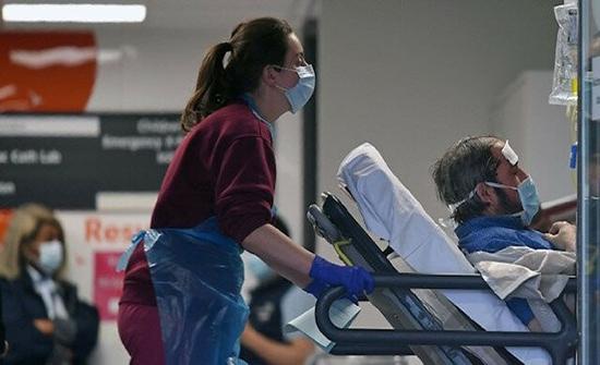بريطانيا:  25 وفاة جديدة بفيروس كورونا