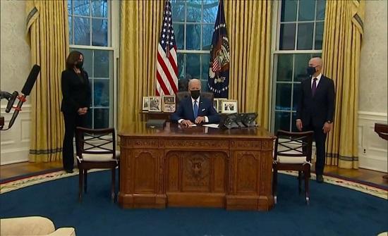 بين بايدن وإيران.. تمسك بالدبلوماسية والعقوبات في آن