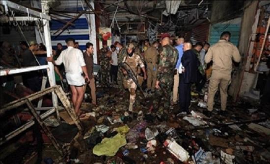 مجلس الأمن يدين بشدة هجوم ليلة الاثنين في بغداد