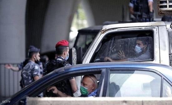 عزل بلدة لبنانية بعد ظهور إصابات بكورونا