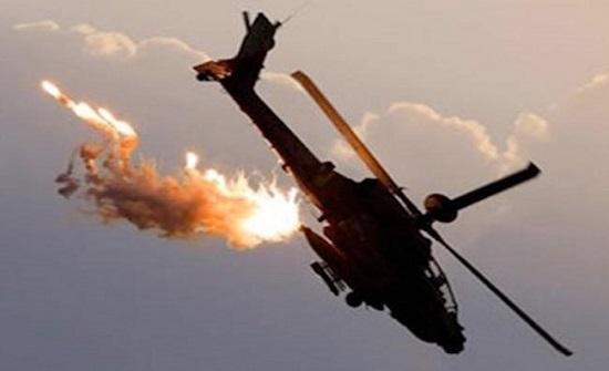 اوكرانيا: مقتل طيار ومساعده بتحطم مروحية