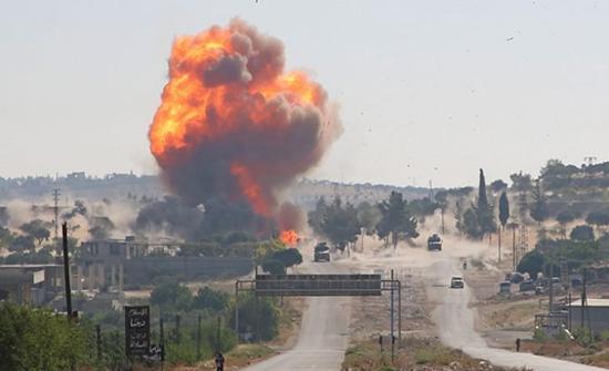 سوريا.. ارتفاع ضحايا تفجير الباب إلى 18 قتيلا و70 جريحا .. بالفيديو