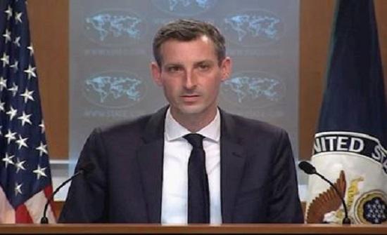 نيد برايس : قضية الشيخ جراح كانت سببا لما جرى وطلبنا من إسرائيل أن تعامل سكان هذا الحي باحترام