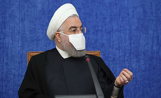 روحاني يكرر كلام خامنئي: لا يهمنا الفائز برئاسة أميركا