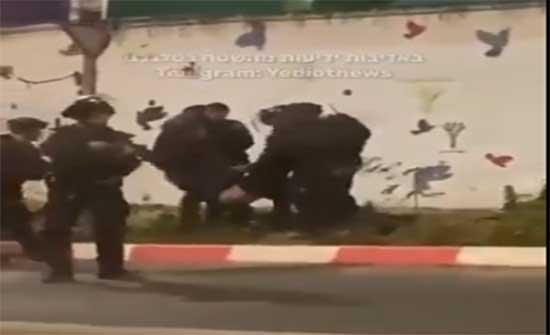 بالفيديو والصور: اعتقال إثنين من الأسرى الستة الفارّين من سجن جلبوع