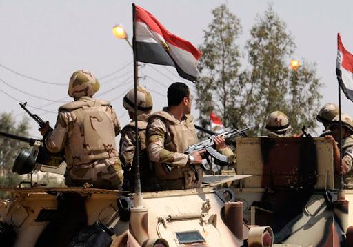 الداخلية المصرية تعلن قتل 18 عنصرا من داعش في سيناء