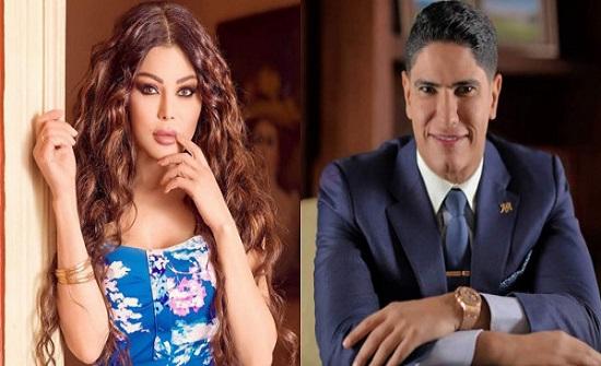 فيديو لهيفاء وهبي للرد على حقيقة غيرتها من زواج ياسمين وأبو هشيمة