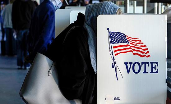 أكثر من 95 مليون ناخب صوّتوا مبكّراً بالانتخابات الأميركية