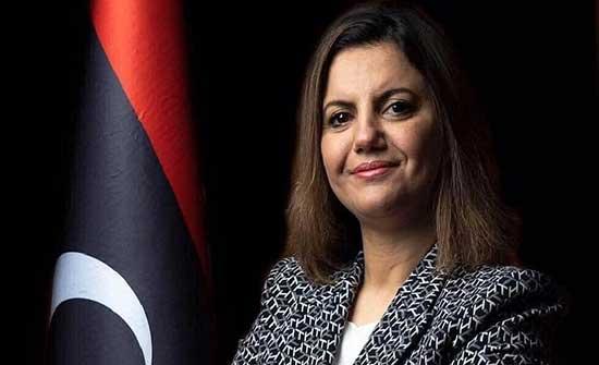 وزيرة الخارجية الليبية: التدخلات الأجنبية تعمق الخلافات والتحدي هو توحيد الجيش الليبي