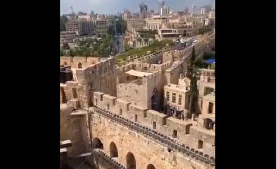 فيديو .. يا رايحين القدس .. تعالوا معي