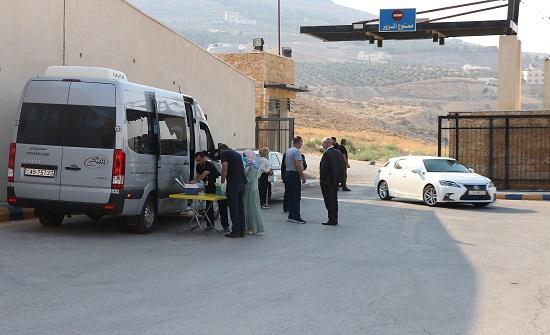 """مركز فحص دائم في """" عمان العربية """" لفيروس كورونا"""