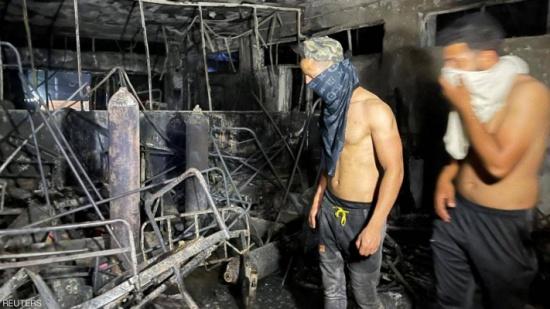 """العراق يعلن الحداد.. والكاظمي يتوعد المقصرين: """"الجميع ينزل"""""""