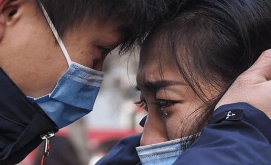 الحب في زمن كورونا..ورود معقمة ونصائح بتجنب القبلات
