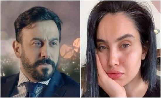 قصي خولي ينشر اتصالا مع مديحة حمداني