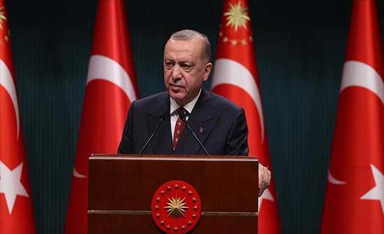 أردوغان: تركيا على وشك دخول نادي الكبار في العالم