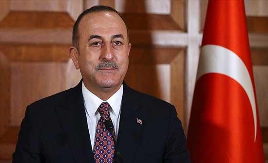 تشاووش أوغلو: تركيا وفرنسا حليفتان وستظلّان كذلك