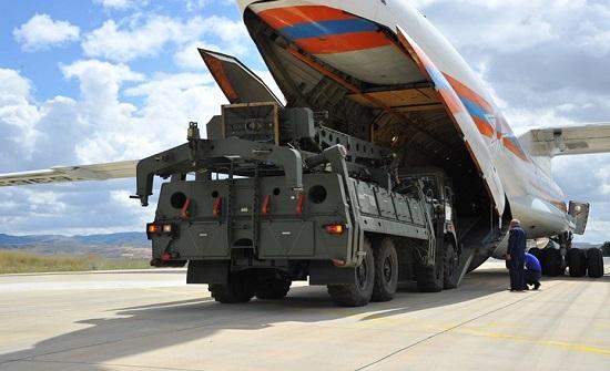 """أنقرة: تركيب """"أس400"""" متواصل.. وتقييد حرية تدخل الروس"""