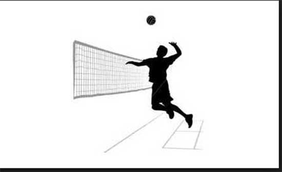 عودة الحياة لملاعب كرة الطائرة