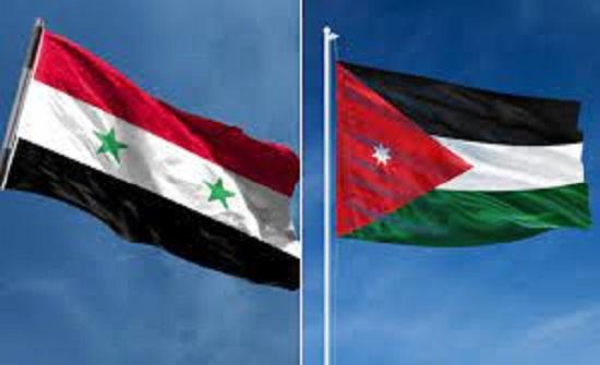 بحث العلاقة الاقتصادية بين الأردن وسوريا