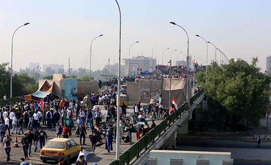 الطرق والجسور.. الاحتجاجات تتخذ مسارا جديدا في العراق