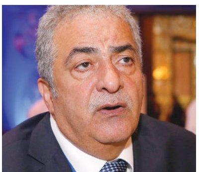 نائب رئيس اللجنة الأولمبية يستقبل السفير التونسي