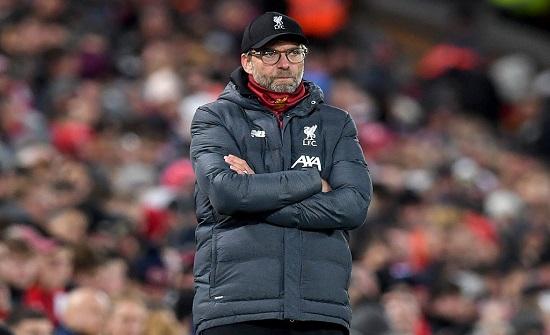 كلوب: الحظ ساعد ليفربول لكنه استحق الفوز