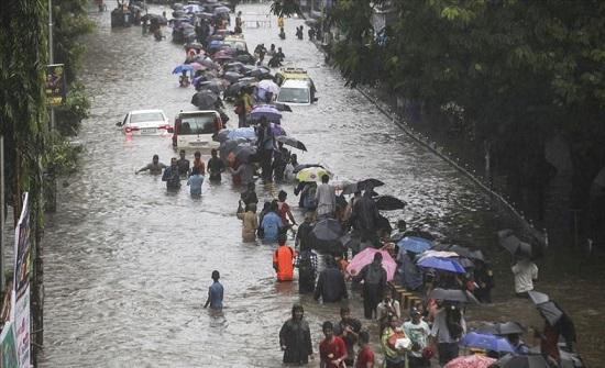 الهند: 5 وفيات بفيضانات عارمة في ولاية أسام