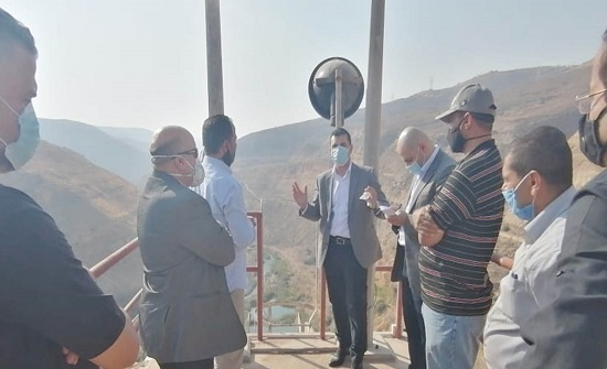 وزير المياه والري يدعو للتأكد من جاهزية السدود للأمطار