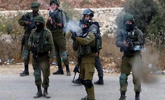 إصابة فلسطيني برصاص جيش الاحتلال جنوب بيت لحم