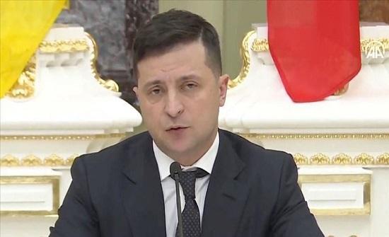 رئيس أوكرانيا : نخطط لجعل عيدي الفطر والاضحى عطلة رسمية
