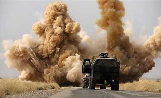 تفجير يستهدف رتل إمدادات للتحالف الدولي جنوبي العراق