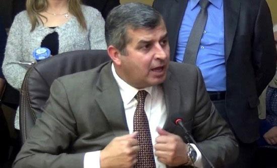 وزير البيئة يؤكد اهتمام الأردن بالتصدي لظاهرة التغيّر المناخي