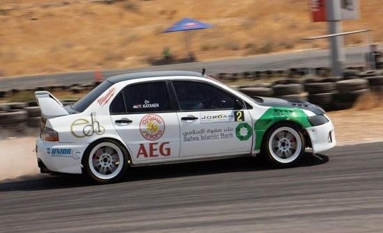 سائقون من الأردن وفلسطين يتنافسون في سباق السرعة غدا
