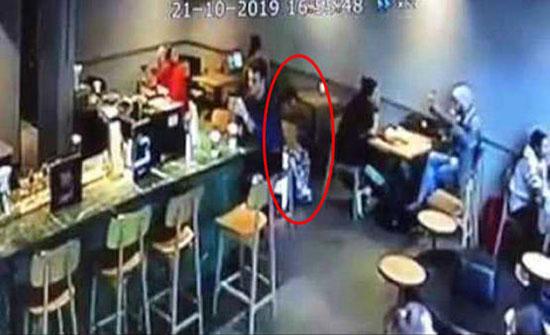 بالفيديو : لحظة سرقة فتاة اردنية في تركيا