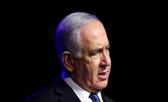 نتنياهو ينتقد حكومة بينيت بعد لقاء الرئيس الفلسطيني بوزيرين إسرائيليين