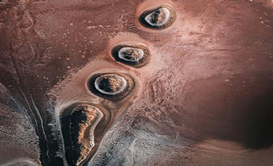 صور : وجه الأرض الجديد...من يؤثر على تغييره
